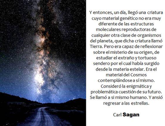 Carl Sagan Frases (@CarlSaganCitas) | Twitter