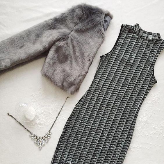 what to wear #grey #elegant #TALLYWEiJL