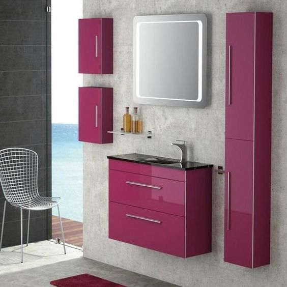 Modern Bathroom Colors for Stylishly Bright Bathroom Design | Bathroom  colors, Bathroom designs and Modern