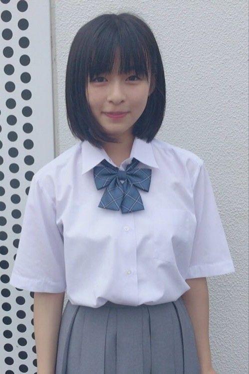 森七菜 制服