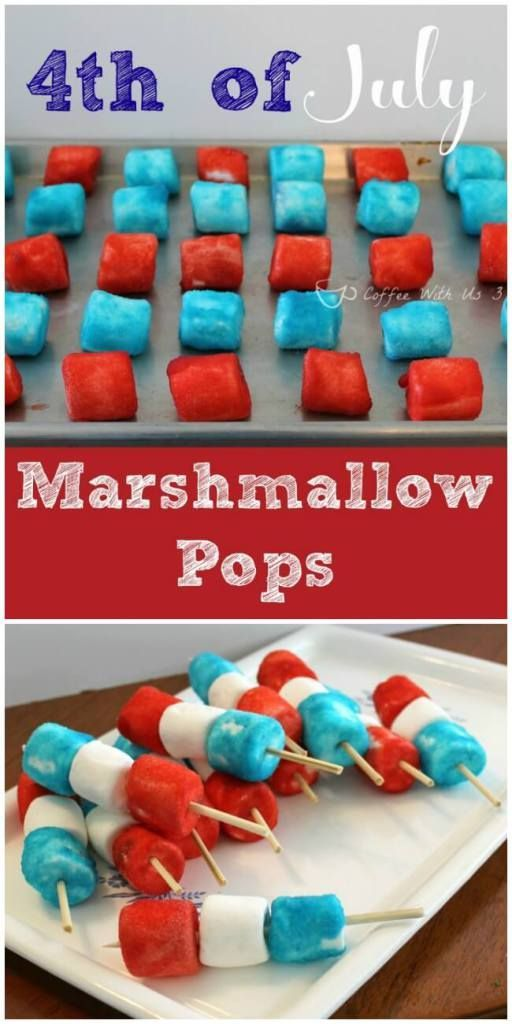 4th of july snack food ideas