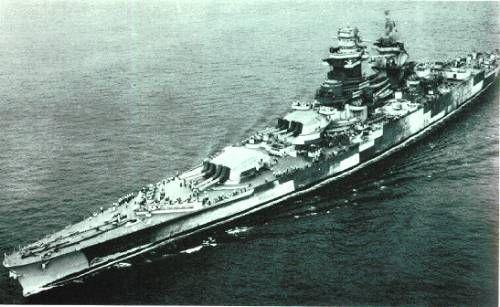 The Richilieu. 1943