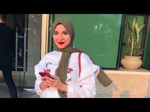 إصابة اليوتيوبر مى ماهر بجلطة فى الرئة In 2020 Nun Dress Fashion Hijab