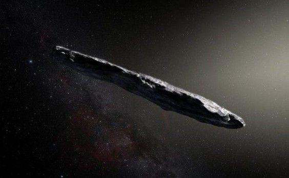 """""""Oumuamua viendrait des Pléiades"""""""