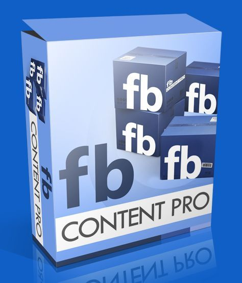 FB Content Pro Review – Powerful Plugin that Allows any User to Have all of the Internet's Content at Your Fingertips with only a Few Clicks