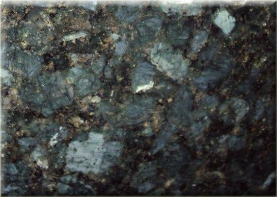 peacock blue granite - Google Search