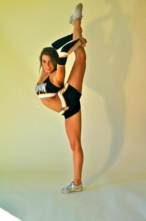 Needle Cheerleading