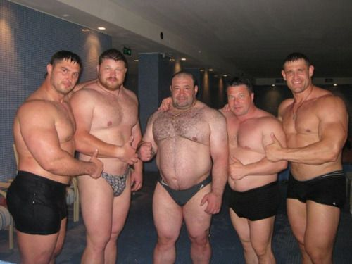 locker room bears