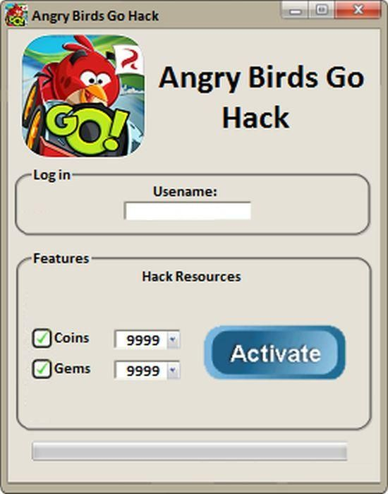 How To Get Free Gems And Coins On Angry Birds Go App 2019 Angry