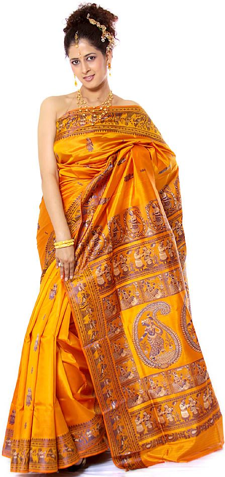 30 Gorgeous Silk Sarees Collection | Styles At Life