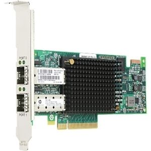 HP StoreFabric SN1100E 16Gb Dual Port Fibre Channel Host Bus Adapter #C8R39A