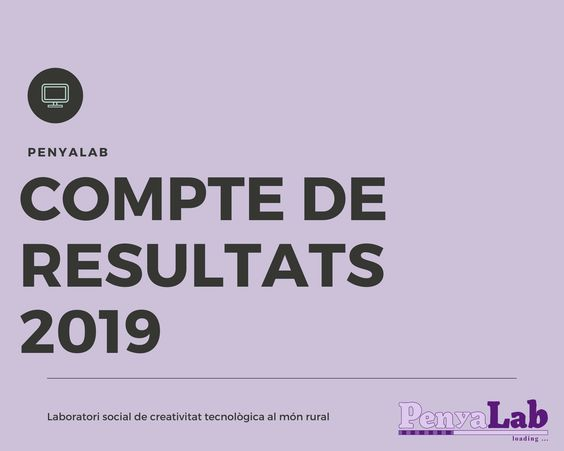 Compte de resultats 2019