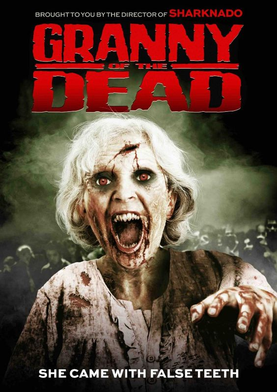Granny of the Dead (2017) HDRip