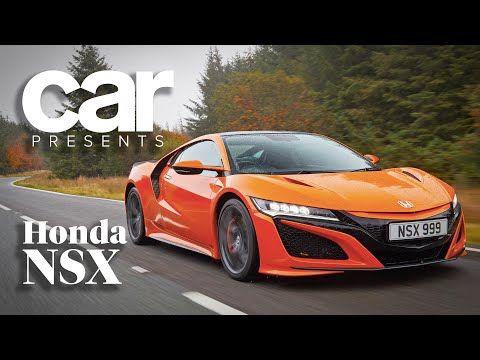 Video Honda Acura Nsx Review In 2020 Nsx Acura Nsx Honda
