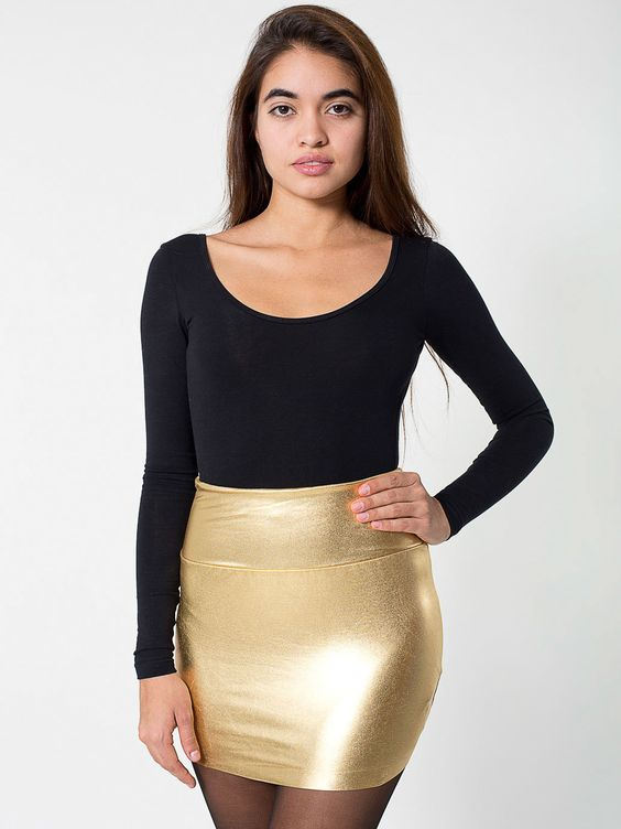 Shiny Late Night Mini Skirt | Night, Mini skirts and Skirts