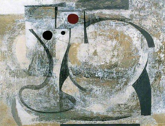 Ben Nicholson. 1934 Still Life - Birdie