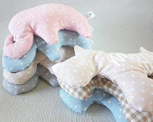 originales saquitos térmicos anti cólicos del bebé con forma