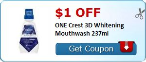Save up to $3.50 on HOT new Crest Coupons - http://www.couponoutlaws.com/save-up-to-3-50-on-hot-new-crest-coupons/