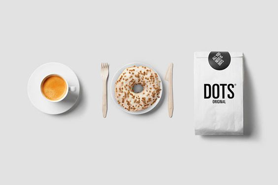Dots on Behance