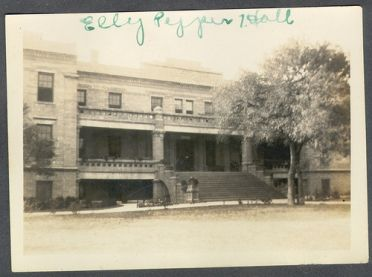Ely-Pepper Hall, Baylor Female College