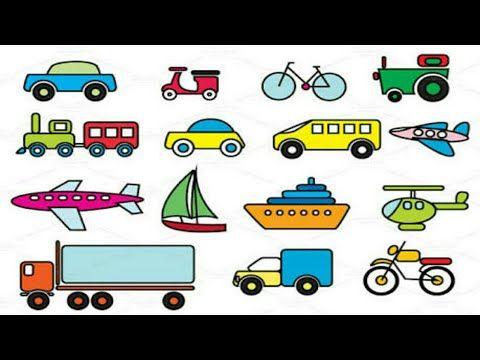 Hasil Gambar Untuk Kartun Kategori Alat Transportasi Kartun