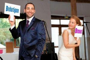 Hochzeitsspiel Ehetest  http://www.hochzeitsportal24.de/ratgeber/hochzeit-spiele-sammlung/