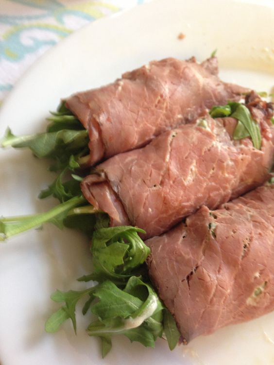 Beef roll ups, Beef roll and Roast beef on Pinterest