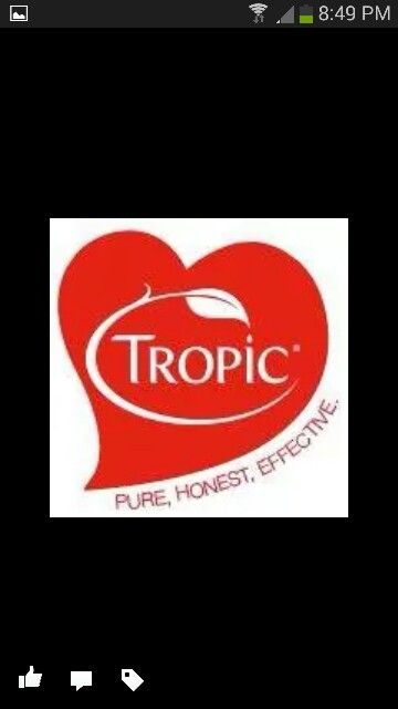 Love Tropic with all my heart