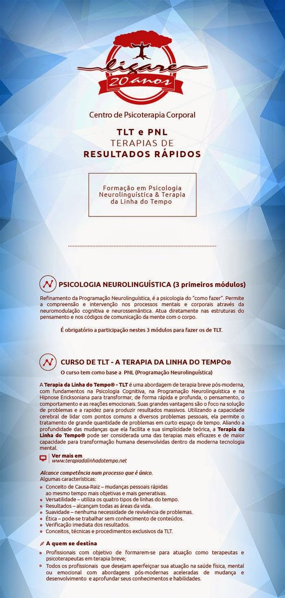Unidade Ciberespaço de divulgação de informações : O QUE É ANÁLISE BIOENERGÉTICA A Análise Bioenergét...