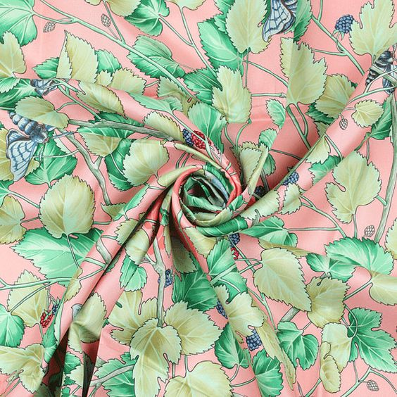 Hey, I found this really awesome Etsy listing at https://www.etsy.com/listing/216023374/hermes-scarf-silk-larbre-de-soie-by