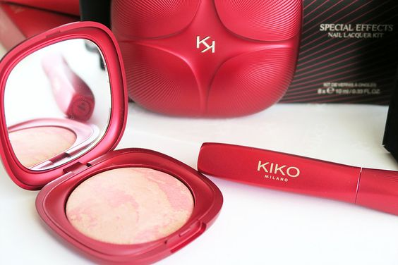Kiko Holiday 2016 Collection Review