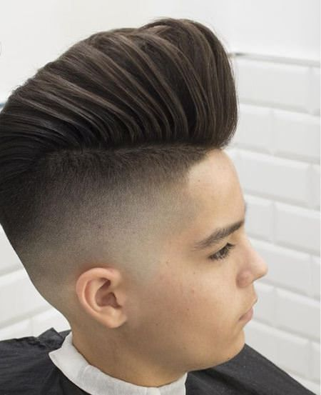 20 Pompadour Hairstyles For Men Mens Hairstyles Pompadour Pompadour Haircut Boys Haircuts