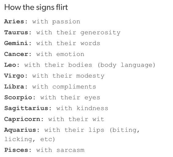 flirt sign in