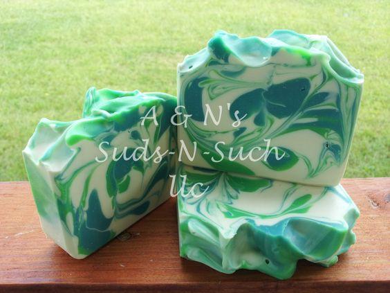 Apple Jack & Peel Soap   I love her soaps!  Incredible!