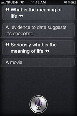 I knew it! Chocolate really IS the answer.