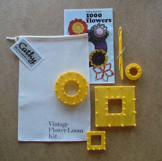 Vintage Loom Kit