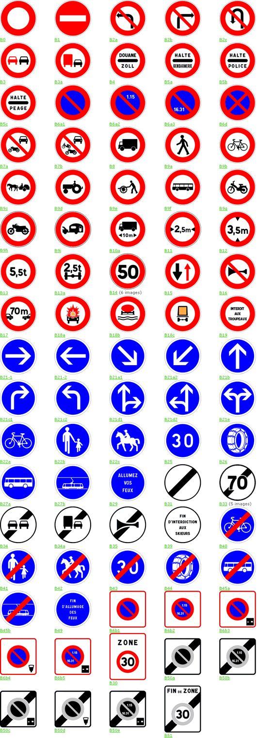 Connu Cours de théorie de la circulation routière (SUISSE) - YouTube  IN29