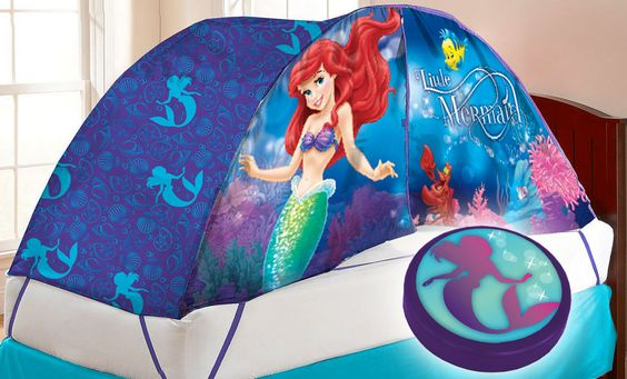 $19.99 for a Kids' Tent and Night-Light Set ($24.99 List Price). Multiple Designs Available. Free Shipping and Returns.