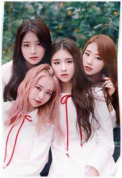 Loona 1 3 Poster Kpop Girl Groups Kpop Girls Korean Girl Groups
