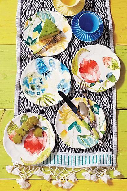 kero.i.am - amazing painted plates