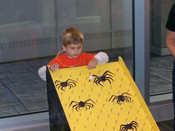 Halloween Ping Pong Plinko Lets Play Plinko Pinterest