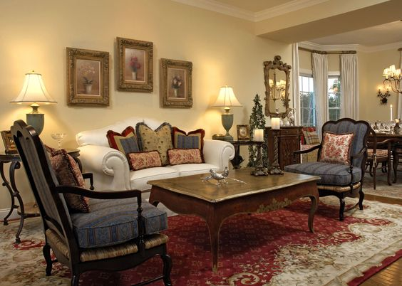 Living room -detail | Paula Grace Designs