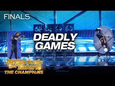 Deadly Games Performs Their Most Dangerous Act Yet America S