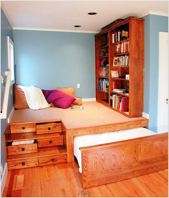 40 Perfect Girls Bedroom Ideas for Small Rooms 68 Bedroom Space Saving Ideas for Small Bedrooms Diy Teen Room Decor Kids Bedroom Designs Teen 3