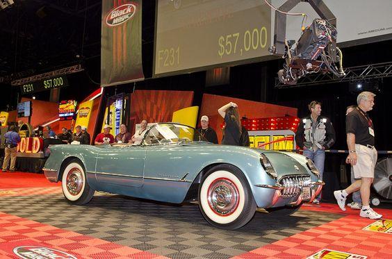 Classic Corvette by Mecum auctions, via Flickr