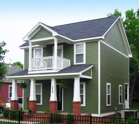Second Floor Deck With Screened In Porch Design And Stairs House With Porch Porch Design Two Story House Plans