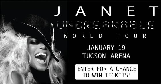 Check out this Janet Jackson Ticket Giveaway