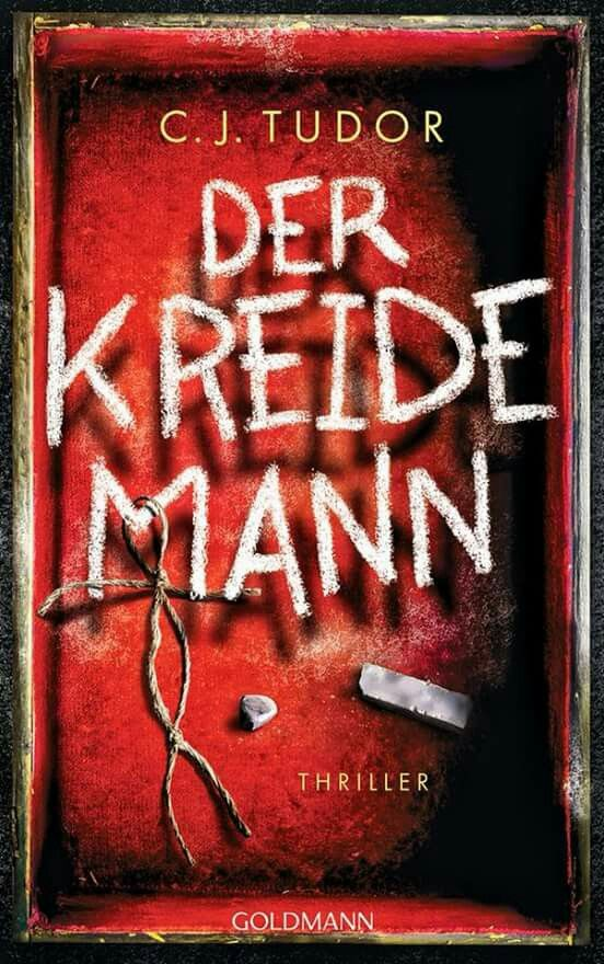 der kreide mann book cover