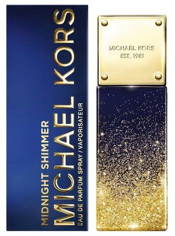 Midnight Shimmer by Michael Kors 2016 : Quince, freesia