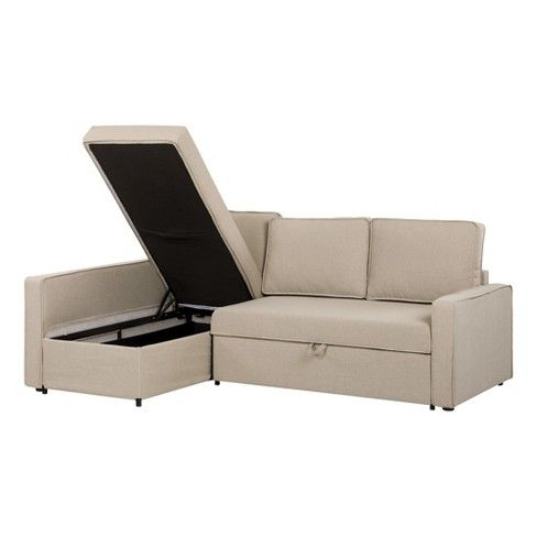 Live It Cozy Sectional Sofa Bed With Storage South Shore Sofa Bed With Storage Sofa Bed Sectional Sofa
